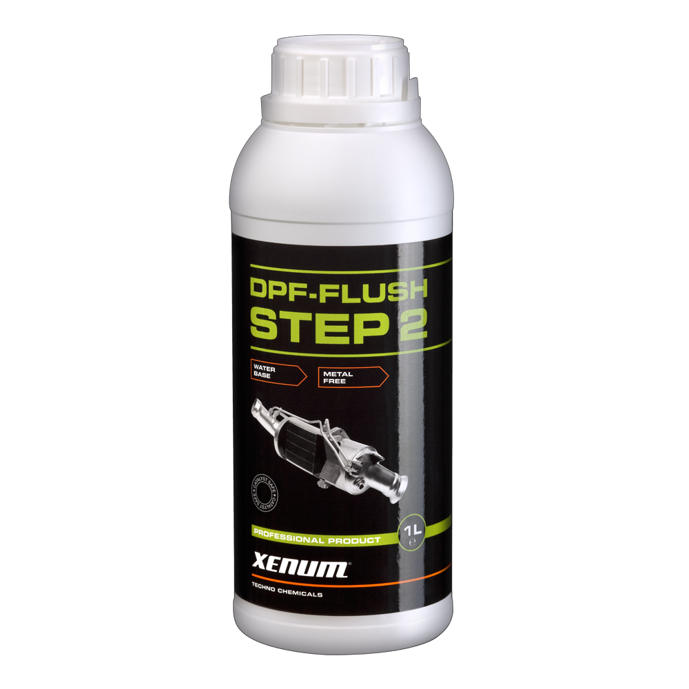 Xenum DPF Flush Step 2 1L bottle