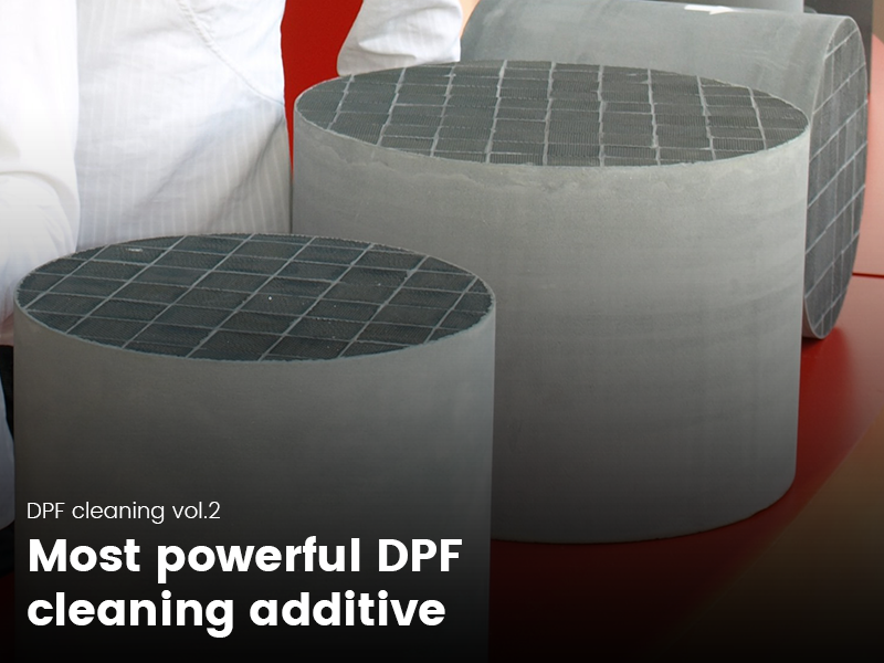 Best DPF cleaning additive - Xenum Power of Technology