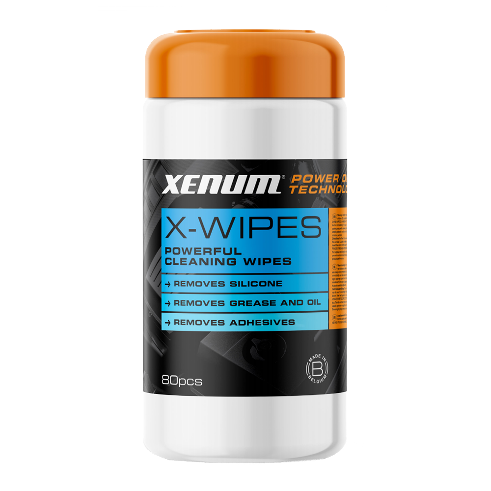 X-Wipes - Professional cleaning wipes