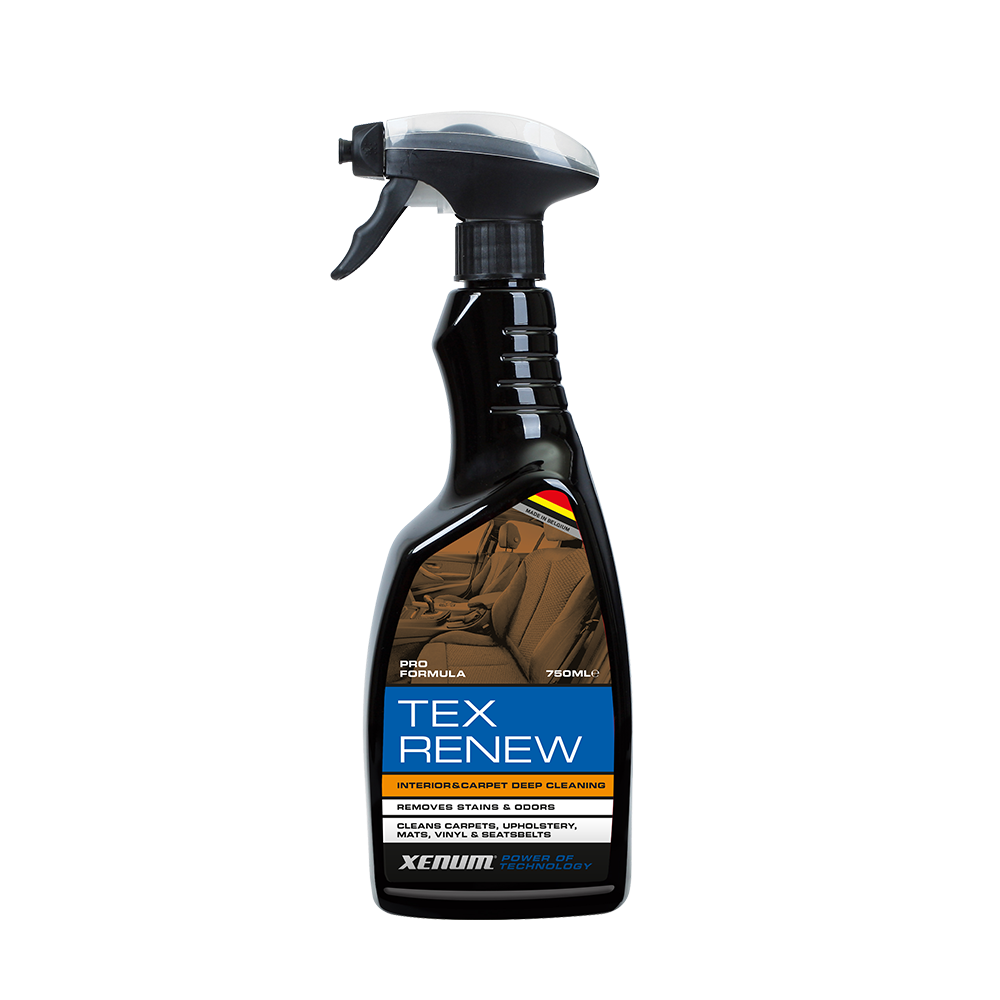 Tex Renew - Deep cleaner of all kinds of fabric and surfaces - 750ml