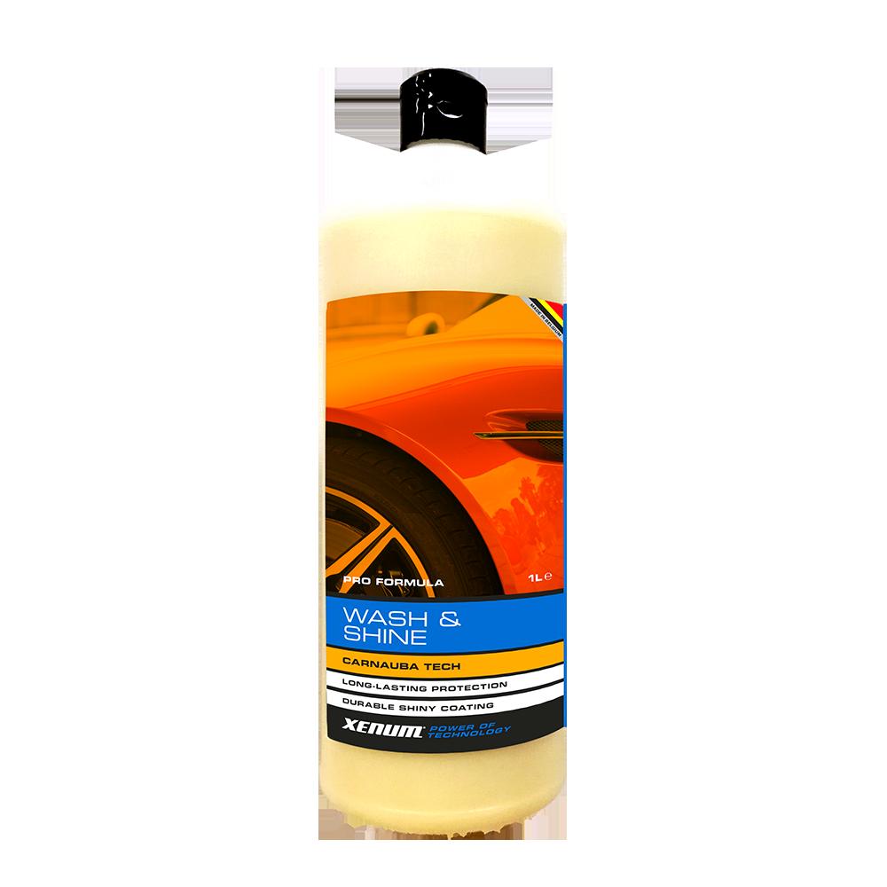 Wash & Shine - Carnauba shampoo - 1L