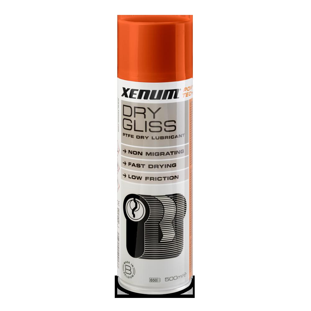 DRY Gliss - PTFE Lubricant - 500ml spray