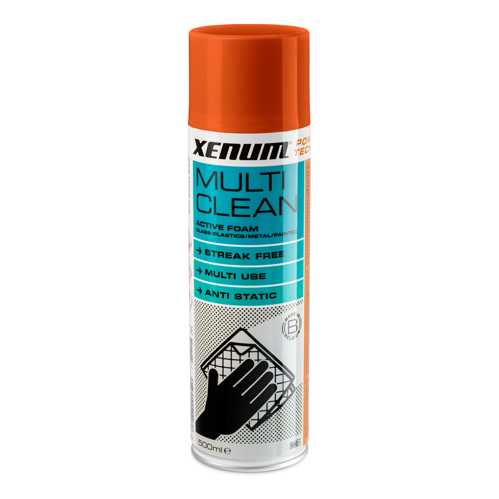 Multi Clean - Active Foam - Xenum Spray 500ml Bottle