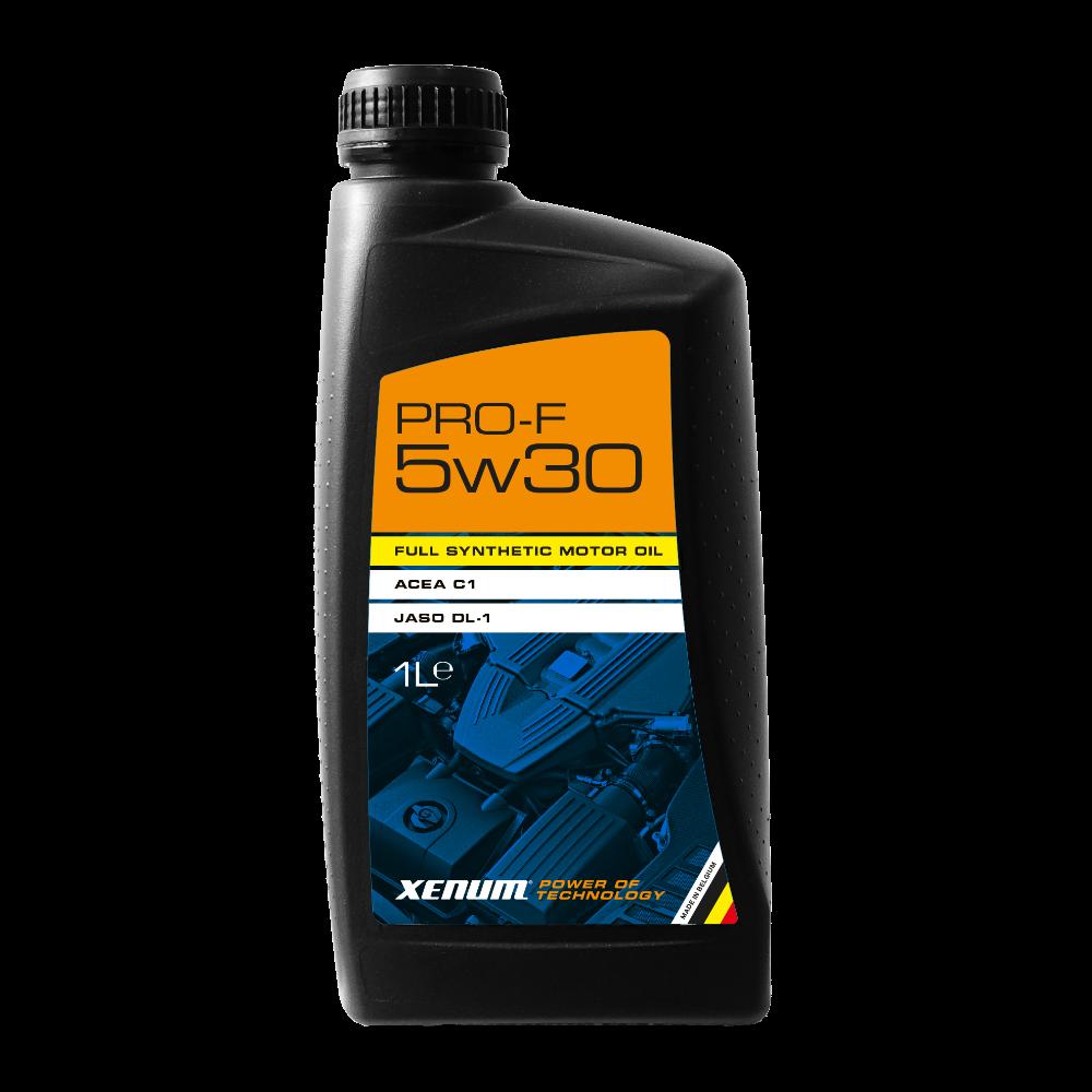 Xenum PRO-F 5W30 1L Bottle