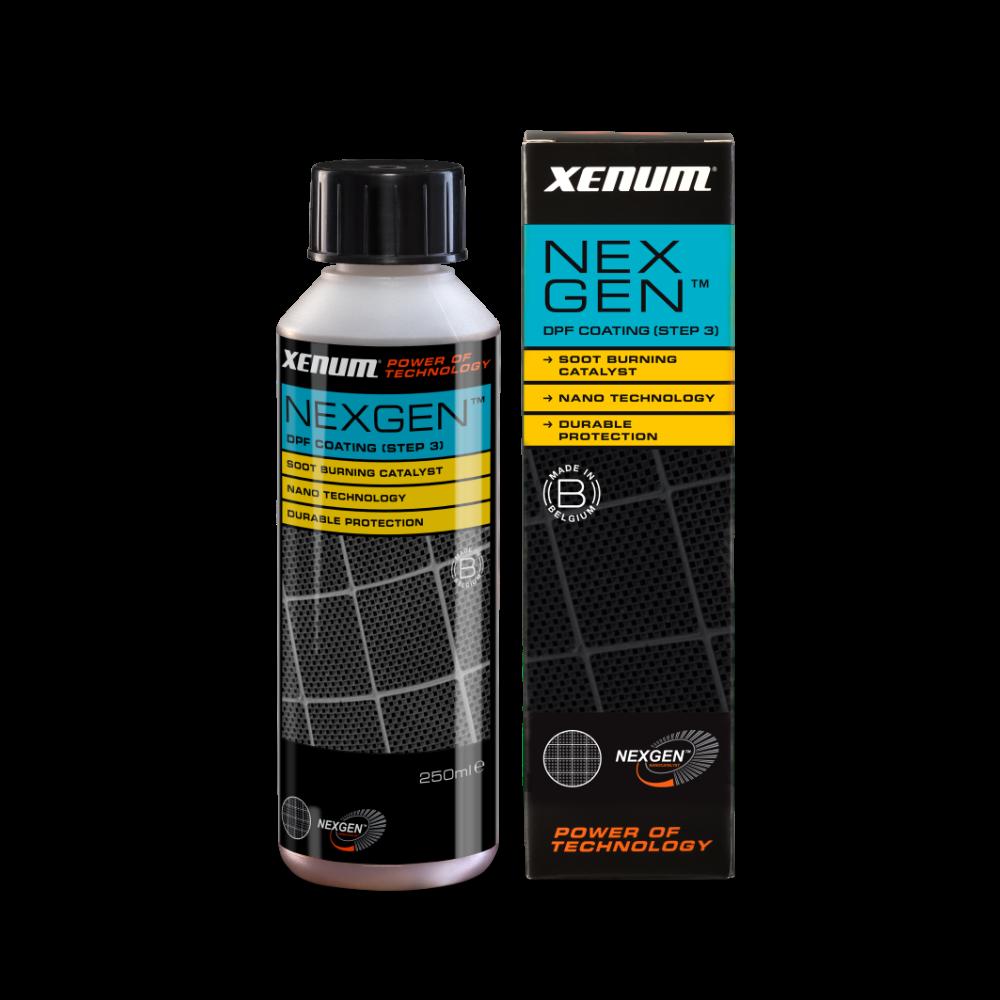 Xenum NEXGEN DPF Coating (Step 3) - 250ml bottle